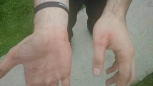 Руки победителя
