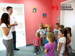 Мастер-классы по первой помощи для детей от 4-х лет и старше